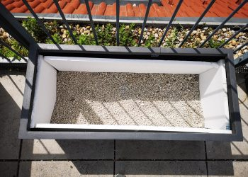 Terrassengestaltung in Wien