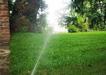 Sprengeranlage Privatgarten