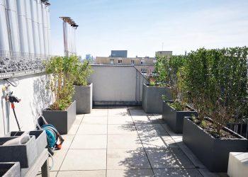 Terrassengestaltung nacher