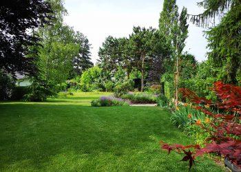 Gartenalage