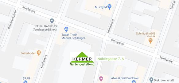 Google Nobilegasse 7, A – 1140 Wien